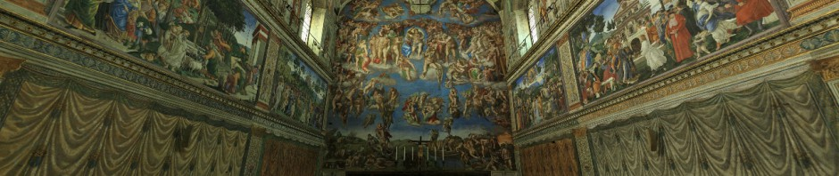 Ватикан. Сикстинская Капелла